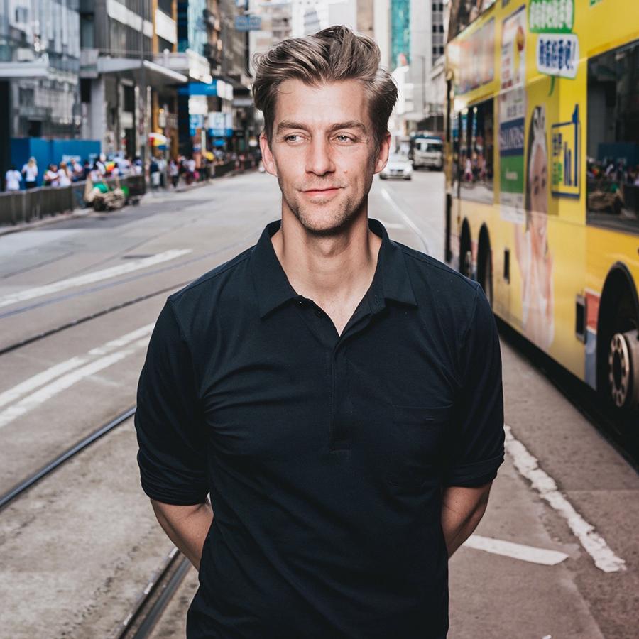 WInfried Baijens, presentator, management, talent kitchen