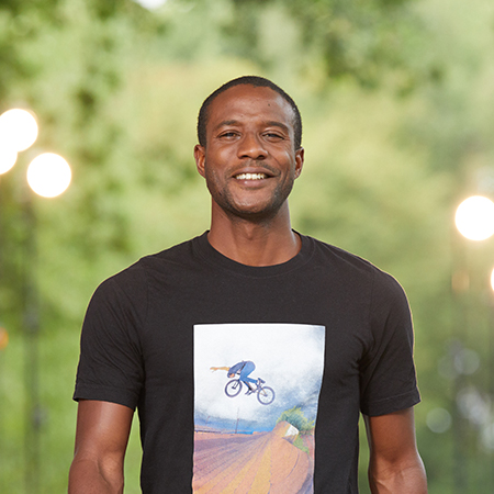 Gregory sedoc, journalist, atletiek, talent kitchen, management